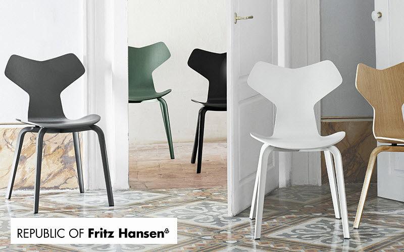 Fritz Hansen Chaise Chaises Sièges & Canapés  |