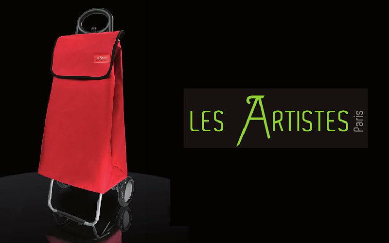 LES ARTISTES PARIS Poussette de marché Bagagerie En marge de la Déco  |
