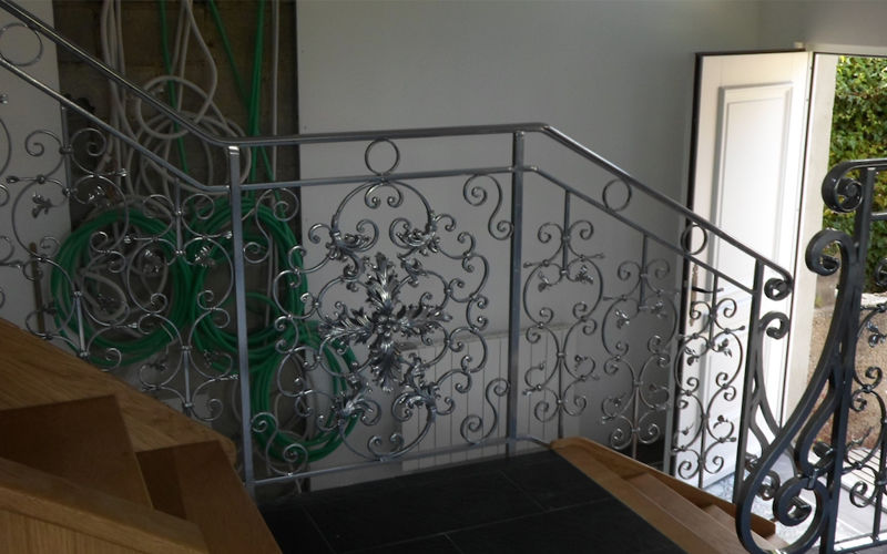 DECO FER FORGE Rampe d'escalier Escaliers Echelles Equipement  |
