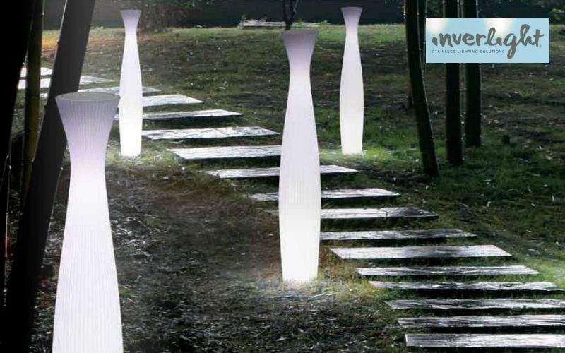 Inverlight Lampadaire de jardin Réverbères lampadaires Luminaires Extérieur  |