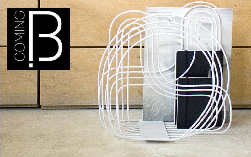 Coming B Range-revues Petit Mobilier Rangements Rangements  |