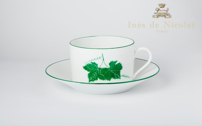 Inès de Nicolaÿ Tasse à thé Tasses Vaisselle  |
