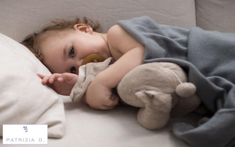 PATRIZIA D Plaid enfant Linge de lit Enfant Enfant  |