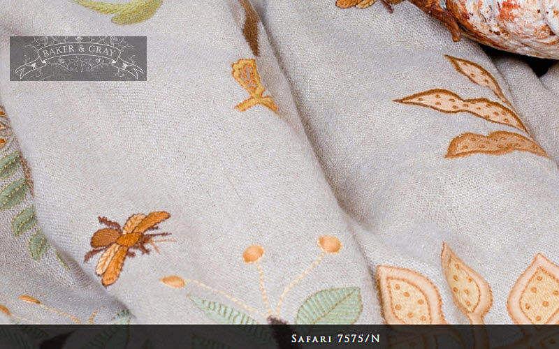 BAKER & GRAY Tissu d'ameublement Tissus d'ameublement Tissus Rideaux Passementerie  |