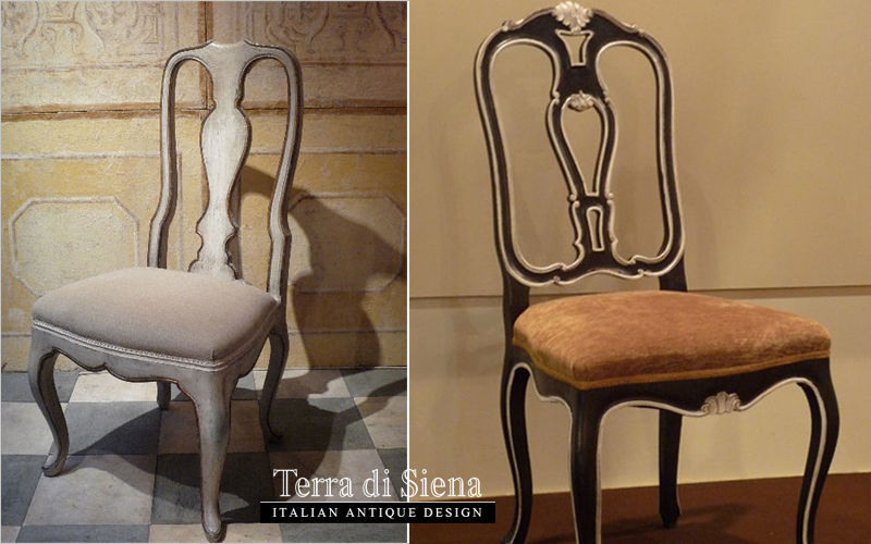 Terra Di Siena Chaise Chaises Sièges & Canapés  | Classique
