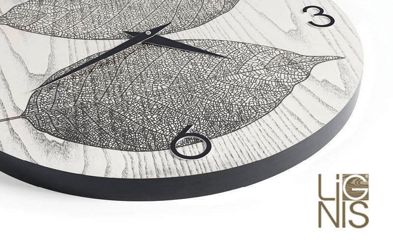 LIGNIS Horloge murale Horloges Pendules Réveils Objets décoratifs  |