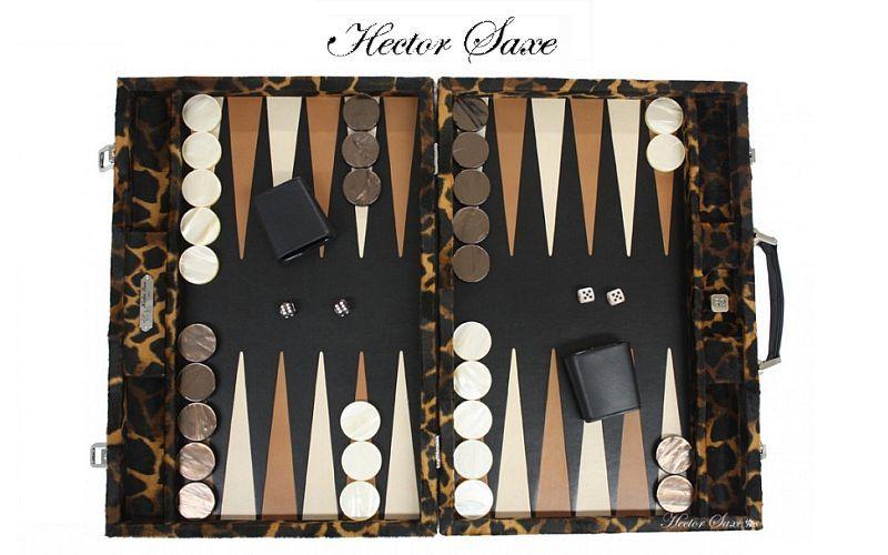 HECTOR SAXE Backgammon Jeux de société Jeux & Jouets  |