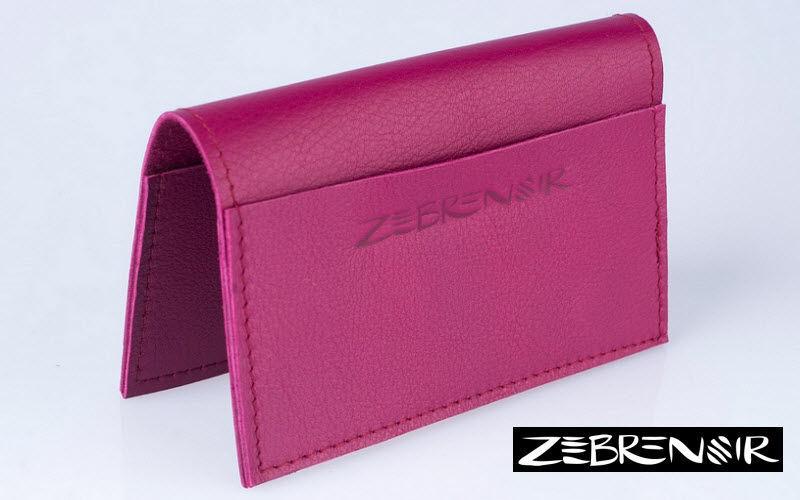 ZEBRE NOIR Porte-cartes de crédit sacs et accessoires En marge de la Déco  |