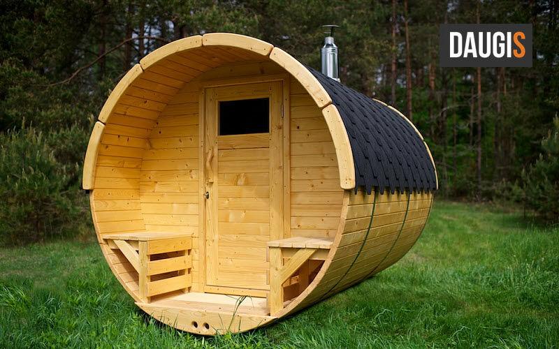 DAUGIS Chalet-sauna Sauna & hammam Bain Sanitaires  |