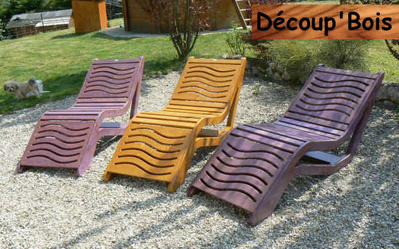 chaises longues jardin mobilier decofinder. Black Bedroom Furniture Sets. Home Design Ideas