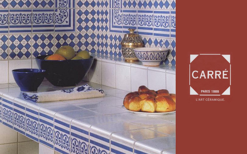 Carre Carrelage mural Carrelages Muraux Murs & Plafonds  |