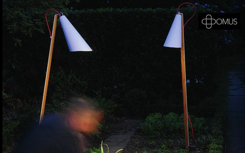 Domus Lampadaire de jardin Réverbères lampadaires Luminaires Extérieur  |