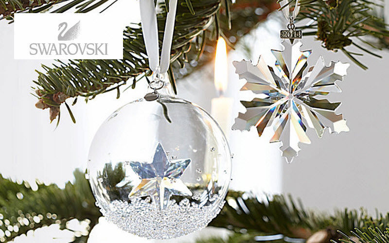 Swarovski Boule de Noël Noel Noël Mariage et Fêtes  |