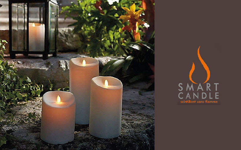 SMART CANDLE FRANCE Bougie LED Bougies Bougeoirs Objets décoratifs   