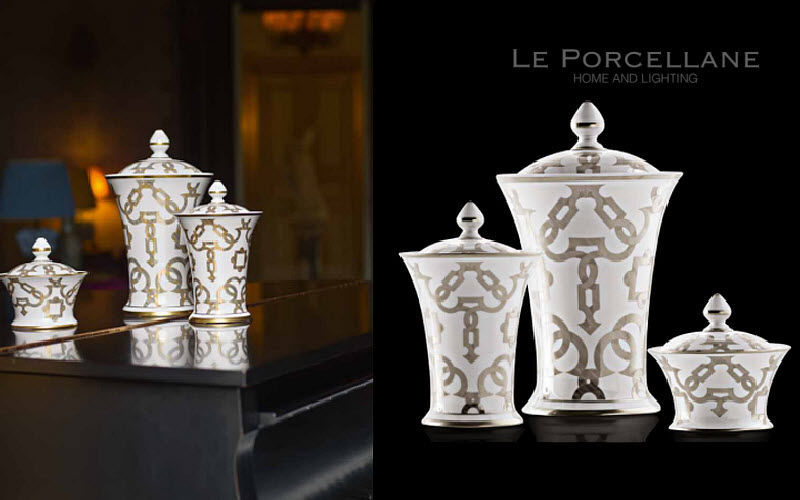Le Porcellane Potiche Coupes et contenants Objets décoratifs  |