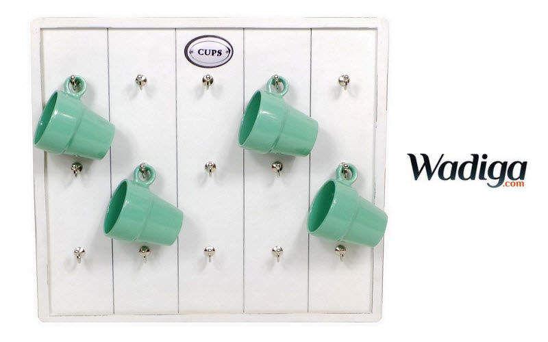 Wadiga Porte-tasses Racks et supports Cuisine Equipement  |