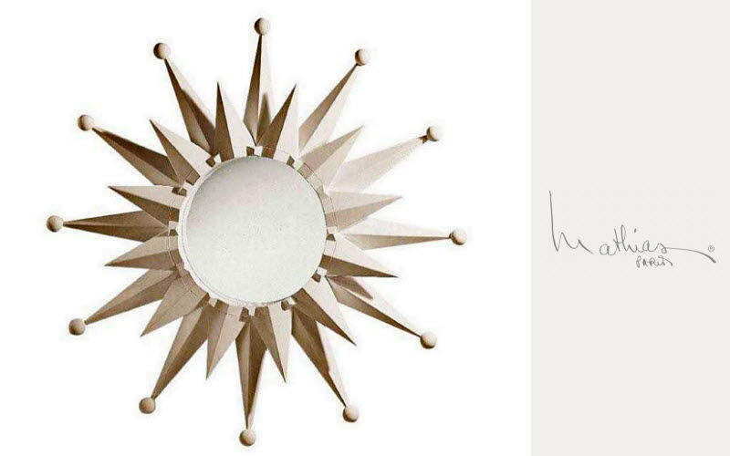 Mathias Miroir soleil Miroirs Objets décoratifs  |
