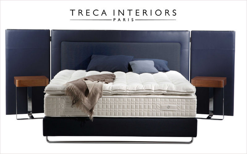 Treca Interiors Paris Lit double Lits doubles Lit  |