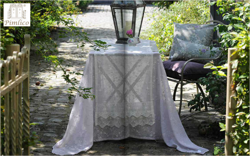 PIMLICO Nappe rectangulaire Nappes Linge de Table  |