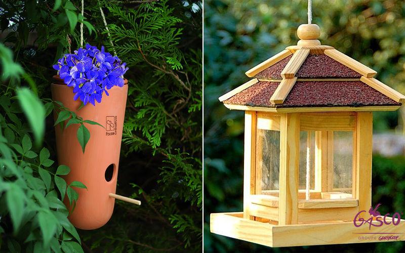 GASCO Maison d'oiseau Ornements de jardin Extérieur Divers  |