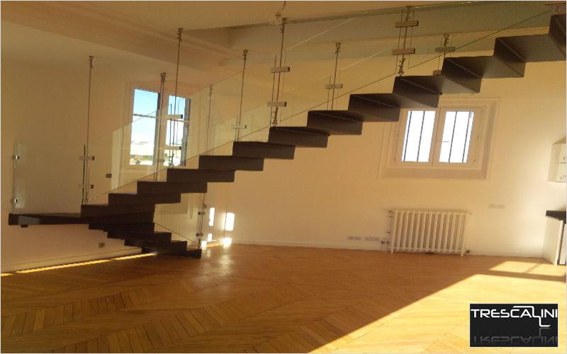 TRESCALINI Escalier un quart tournant Escaliers Echelles Equipement  |