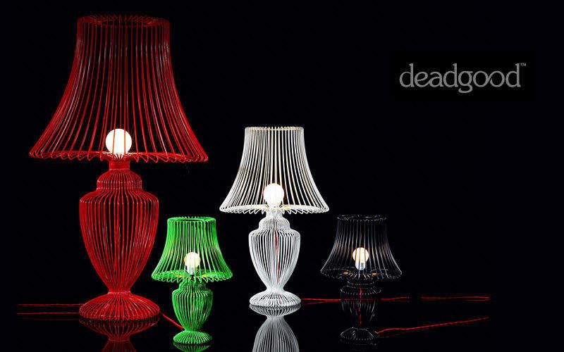 Deadgood Lampe à poser Lampes Luminaires Intérieur   