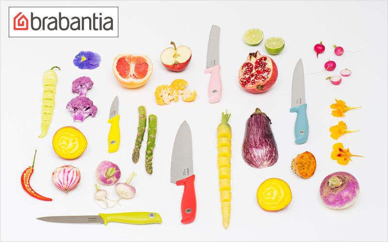 Brabantia Couteau de cuisine Couper Eplucher Cuisine Accessoires  |
