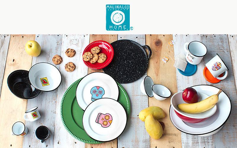MALINALCO HOME Service de table Services de table Vaisselle  | Ailleurs