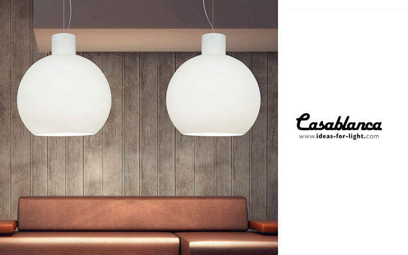 Casablanca Suspension Lustres & Suspensions Luminaires Intérieur   