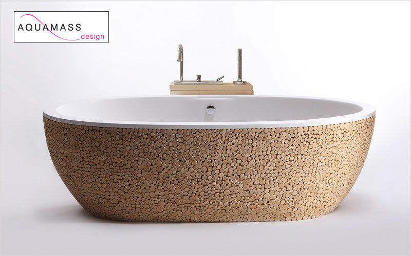Aquadesign studio Baignoire à poser Baignoires Bain Sanitaires  |