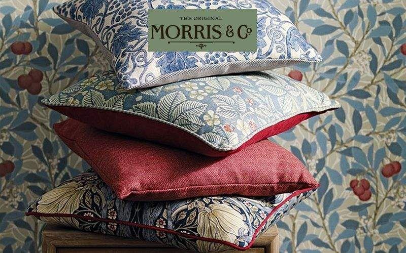 William Morris Coussin carré Coussins Oreillers Linge de Maison  |