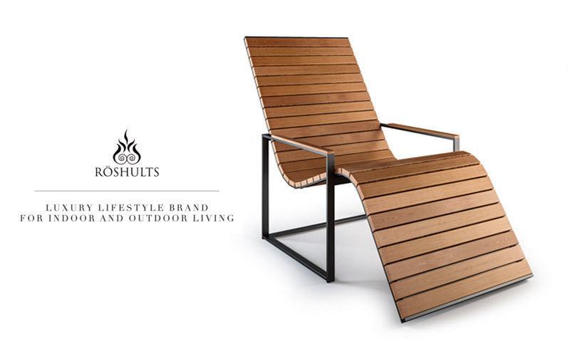 ROSHULTS Chaise longue de jardin Chaises longues Jardin Mobilier  |