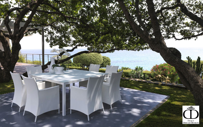 ITALY DREAM DESIGN Table de jardin Tables de jardin Jardin Mobilier  |