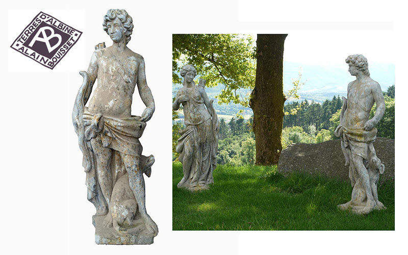 TERRES D'ALBINE Statue Sculpture Art  |
