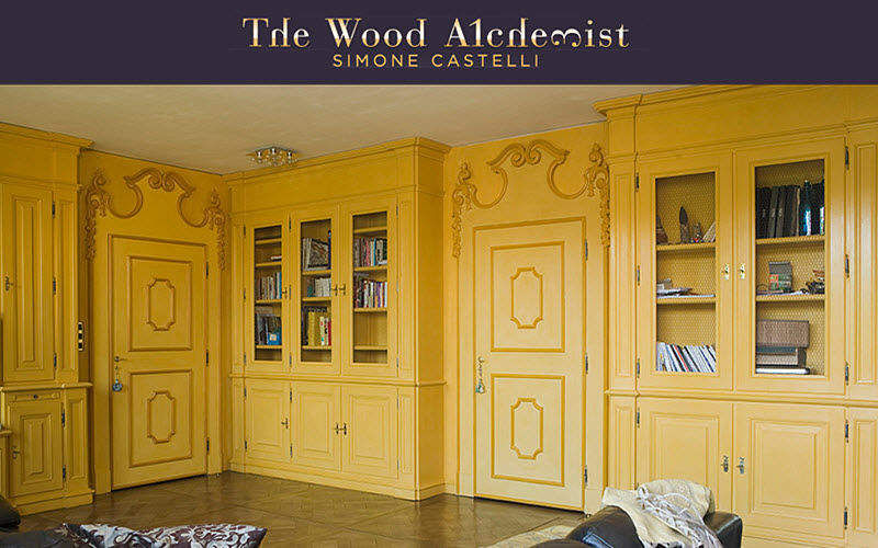 THE WOOD ALCHEMIST Boiserie Boiseries Lambris Placages Murs & Plafonds  |