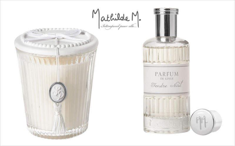 Mathilde M Bougie parfumée Bougies Bougeoirs Objets décoratifs  |