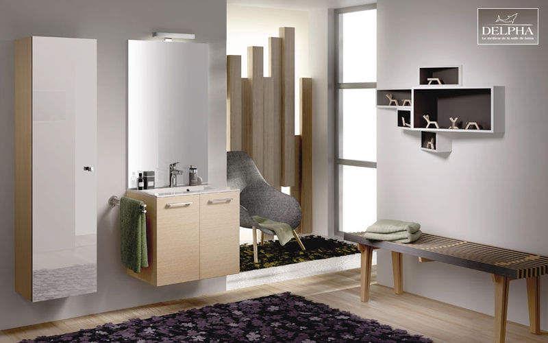 Delpha Meuble de salle de bains Meubles de salle de bains Bain Sanitaires  |