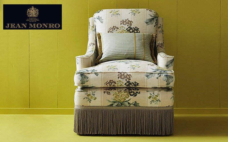 Jean Monro Tissu d'ameublement pour siège Tissus d'ameublement Tissus Rideaux Passementerie  |