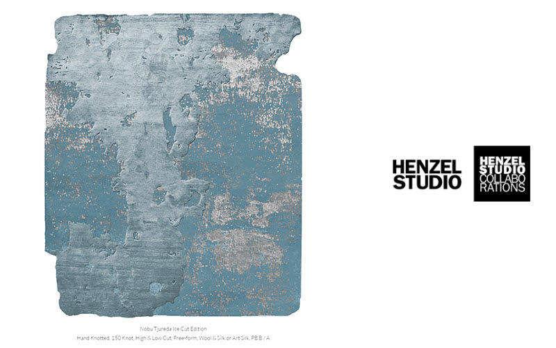 HENZEL STUDIO Tapis contemporain Tapis modernes Tapis Tapisserie  |