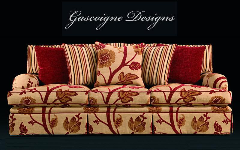 Gascoigne Designs Canapé 3 places Canapés Sièges & Canapés Salon-Bar   Classique