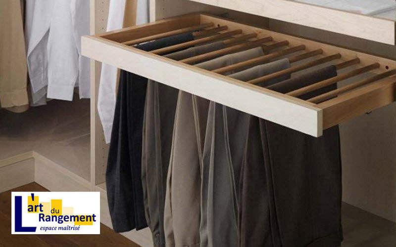 L'art Du Rangement Tiroir porte pantalons Dressing accessoires Rangement Dressing  |