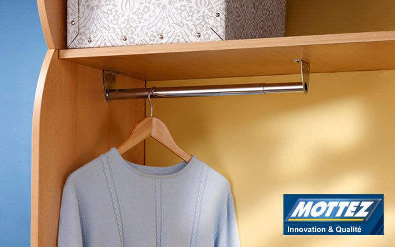 Mottez Barre de penderie Dressing accessoires Rangement Dressing  |