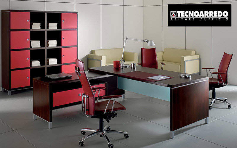 TECNOARREDO Bureau de direction Bureaux et Tables Bureau  |