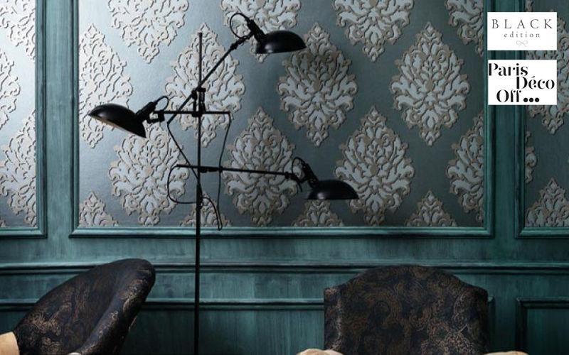 Black Edition by Romo Revêtement mural Revêtements muraux Murs & Plafonds  |