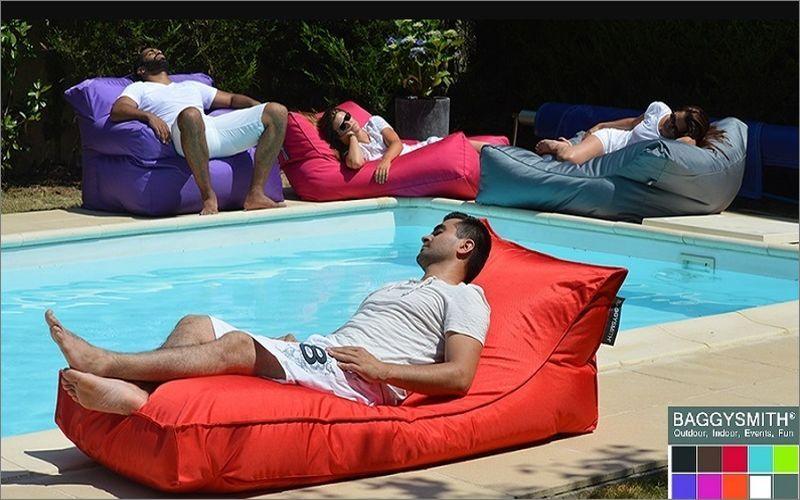 BAGGYSMITH Chaise longue de jardin Chaises longues Jardin Mobilier  |