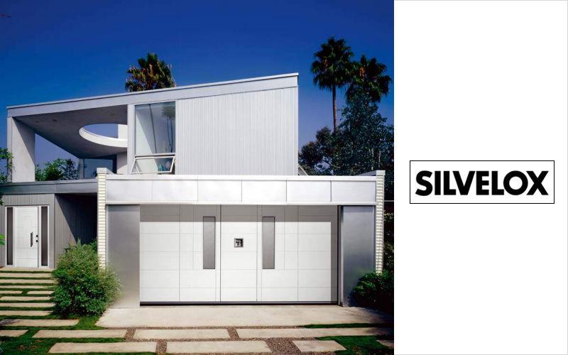 Silvelox Porte de garage coulissante Portes de garage Portes et Fenêtres  |