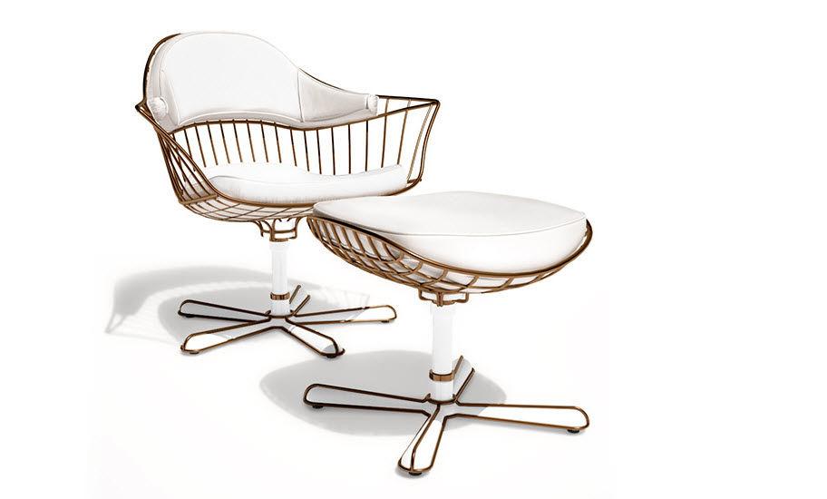 MYFACE Chaise longue de jardin Chaises longues Jardin Mobilier   