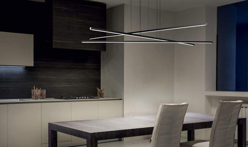 LINEA LIGHT Suspension Lustres & Suspensions Luminaires Intérieur  |