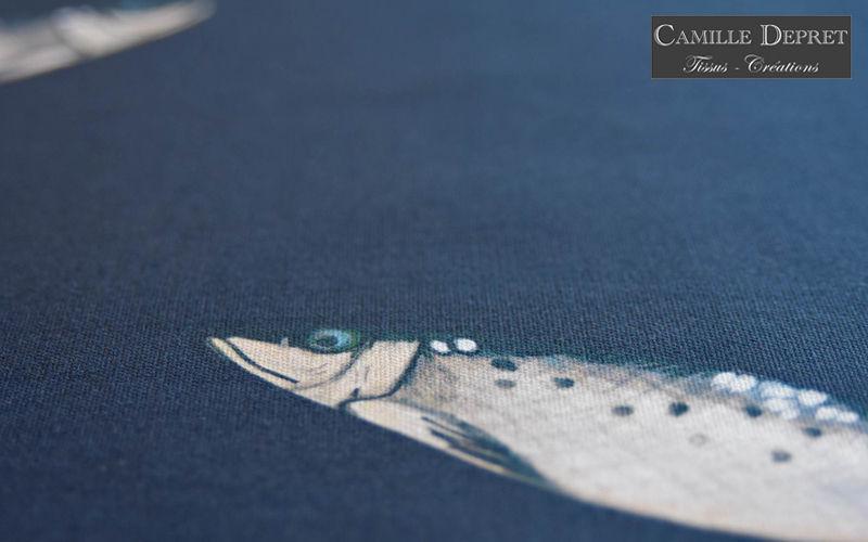 CAMILLE DEPRET Tissu d'ameublement Tissus d'ameublement Tissus Rideaux Passementerie  |