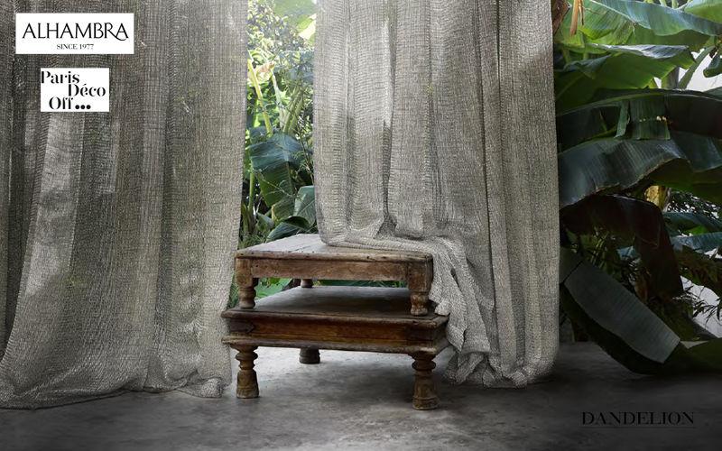 Alhambra Tissu au mètre Tissus d'ameublement Tissus Rideaux Passementerie  |